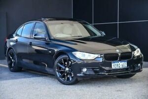 2012 BMW 3 Series F30 328i Black 8 Speed Sports Automatic Sedan Wangara Wanneroo Area Preview