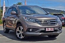 2012 Honda CR-V RM VTi-L 4WD Grey 5 Speed Automatic Wagon Taringa Brisbane South West Preview