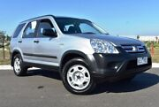 2006 Honda CR-V RD MY2006 4WD Silver 5 Speed Automatic Wagon Epping Whittlesea Area Preview