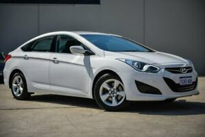 2014 Hyundai i40 VF2 Active White 6 Speed Sports Automatic Sedan Midvale Mundaring Area Preview