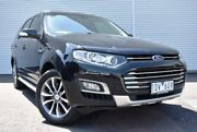 2015 Ford Territory SZ MkII Titanium Seq Sport Shift Black 6 Speed Sports Automatic Wagon Epping Whittlesea Area Preview
