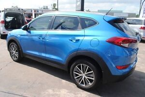 2015 Hyundai Tucson TL Active X 2WD Ara Blue 6 Speed Manual Wagon Townsville Townsville City Preview