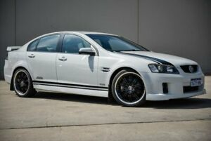 2009 Holden Commodore VE MY09.5 SS V White 6 Speed Sports Automatic Sedan Midvale Mundaring Area Preview