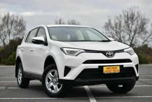 2015 Toyota RAV4 ZSA42R GX 2WD White 7 Speed Constant Variable Wagon Enfield Port Adelaide Area Preview