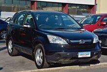 2009 Honda CR-V  Black Automatic Wagon Coolangatta Gold Coast South Preview