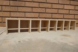 PLYWOOD FINCH SECURITY PERCHES Shalvey Blacktown Area Preview