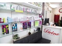 Professional Hair & Beauty Salon Business For Sale
