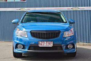 2014 Holden Cruze JH Series II MY14 SRi Blue 6 Speed Manual Hatchback
