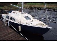 Anderson 22 Sailing Boat