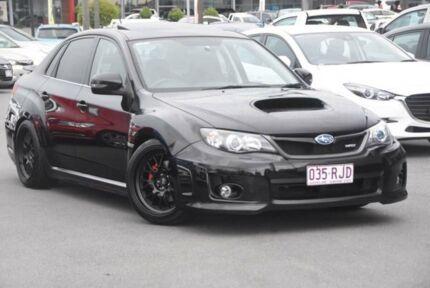 2010 Subaru Impreza G3 MY11 WRX AWD Black 5 Speed Manual Sedan Robina Gold Coast South Preview