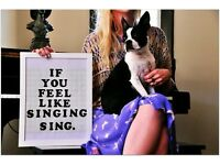 Professional Vocal Coaching and Singing Lessons