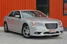 2012 Chrysler 300 LX MY12 C E-Shift Silver 8 Speed Sports Automatic Sedan Molendinar Gold Coast City Preview
