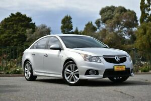 2014 Holden Cruze JH Series II MY14 SRi-V Silver 6 Speed Sports Automatic Sedan Enfield Port Adelaide Area Preview