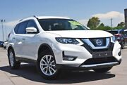 2018 Nissan X-Trail T32 Series II ST-L X-tronic 2WD White 7 Speed Constant Variable Wagon McGraths Hill Hawkesbury Area Preview