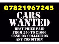 Scrap my car collection from you scrap a car for cash a.t salvage used cars wanted damaged running