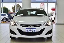 2014 Hyundai i40 VF 2 Active Ceramic White 6 Speed Automatic Wagon Morley Bayswater Area Preview