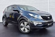 2014 Kia Sportage SL MY14 Platinum AWD Black 6 Speed Sports Automatic Wagon Epping Whittlesea Area Preview