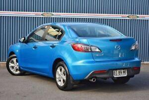 2010 Mazda 3 BL10F1 MY10 Neo Activematic Blue 5 Speed Sports Automatic Sedan