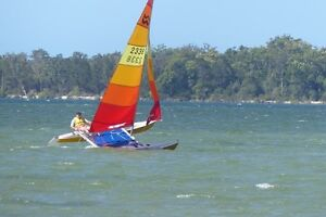 Windrush Surfcat Tin Can Bay Gympie Area Preview