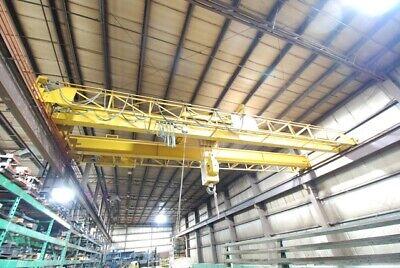20 Ton X 4510 Zenar Overhead Bridge Crane Yoder 63568