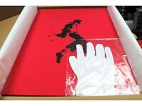 Michael Jackson Opus The Official Hardcover £375