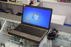 HP 1.65GHz Dual-Core 4GB RAM 320GB HDD Laptop + Charger