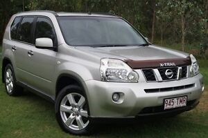 2008 Nissan X-Trail T31 ST-L Silver 1 Speed Constant Variable Wagon Bundaberg Central Bundaberg City Preview