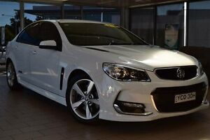 2016 Holden Commodore VF II SS Heron White 6 Speed Automatic Sedan Belconnen Belconnen Area Preview