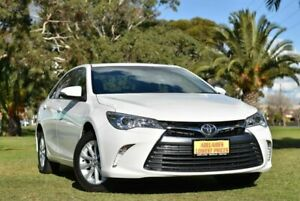 2015 Toyota Camry ASV50R Altise White 6 Speed Sports Automatic Sedan Cheltenham Charles Sturt Area Preview