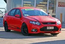 2013 Ford Falcon FG MkII XR6 Turbo Red 6 Speed Sports Automatic Sedan Yeerongpilly Brisbane South West Preview