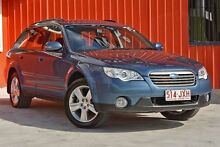 2006 Subaru Outback B4A MY07 AWD Blue 4 Speed Sports Automatic Wagon Molendinar Gold Coast City Preview