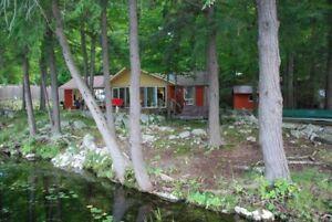 Benson Lake Waterfront Home!