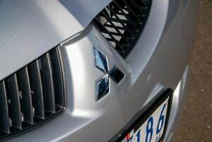 2005 Mitsubishi Lancer CH MY05 ES Silver 4 Speed Automatic Sedan