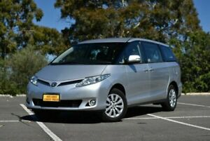 2016 Toyota Tarago ACR50R GLi Silver 7 Speed Constant Variable Wagon Enfield Port Adelaide Area Preview