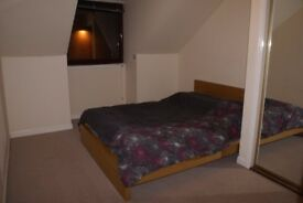 Fully furnished one Double bed room available within 3 bedroom flat, west-end