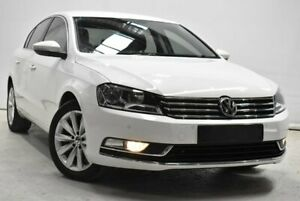 2014 Volkswagen Passat Type 3C MY15 118TSI DSG White 7 Speed Sports Automatic Dual Clutch Sedan Launceston Launceston Area Preview