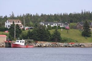 A Lovingly Maintained Home With STUNNING Views of Ketch Harbour