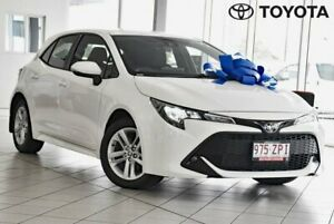 2019 Toyota Corolla Mzea12R Ascent Sport White Constant Variable Kedron Brisbane North East Preview