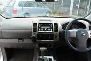 2009 Nissan Navara D40 ST-X (4x4) White 5 SP AUTOMATIC Kingcab Kewdale Belmont Area Preview