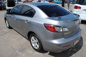 2013 Mazda 3 BL10F2 MY13 Neo Activematic Silver 5 Speed Sports Automatic Sedan Rosslea Townsville City Preview