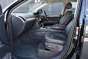 2013 Audi Q7 MY13 TDI Tiptronic Quattro Orca Black 8 Speed Sports Automatic Wagon Berwick Casey Area Preview