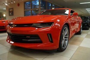 2017 Chevrolet Camaro Coupe (2 door)