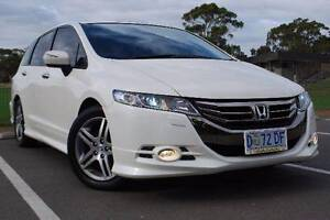 From only $118 p/week on finance* 2012 Honda Odyssey Luxury Wagon North Hobart Hobart City Preview