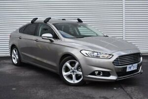 2018 Ford Mondeo MD 2018.25MY Trend SelectShift Bronze 6 Speed Sports Automatic Hatchback Epping Whittlesea Area Preview