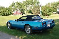 1992 Hard top /soft top Corvette