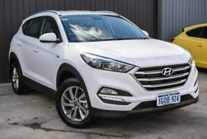 2018 Hyundai Tucson TL2 MY18 Active 2WD White 6 Speed Sports Automatic Wagon Midvale Mundaring Area Preview