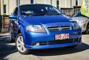 2006 Holden Barina Blue 5 Speed Manual Hatchback Ipswich Ipswich City Preview