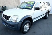 2005 Holden Rodeo RA LX White 4 Speed Automatic Woodridge Logan Area Preview