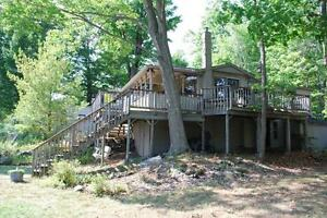 Cottage with Otty Lake Access For Sale!