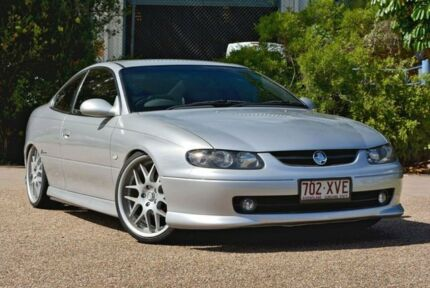 2004 Holden Monaro VZ CV8 Silver 4 Speed Automatic Coupe